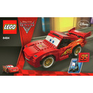 LEGO Ultimate Build Lightning McQueen Set 8484 Instructions