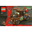 LEGO Ultimate Build Mater Set 8677 Instructions