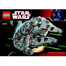 LEGO Ultimate Collector's Millennium Falcon Set 10179 Instructions
