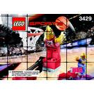 LEGO Ultimate Defense Set 3429 Instructions