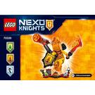 LEGO Ultimate Flama Set 70339 Instructions