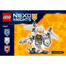 LEGO Ultimate Lance Set 70337 Instructions