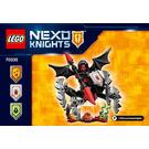 LEGO Ultimate Lavaria Set 70335 Instructions