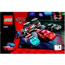 LEGO Ultimate Race Set 9485 Instructions