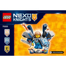 LEGO Ultimate Robin Set 70333 Instructions