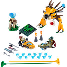LEGO Ultimate Speedor Tournament Set 70115
