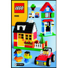 LEGO Ultimate Town Building Set 5582 Instructions