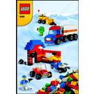 LEGO Ultimate Vehicle Building Set 5489 Instructions