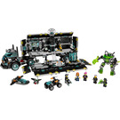 LEGO Ultra Agents Mission HQ Set 70165