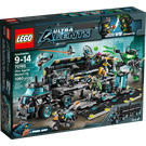 LEGO Ultra Agents Mission HQ Set 70165 Packaging