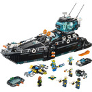LEGO Ultra Agents Ocean HQ Set 70173