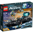 LEGO Ultra Agents Ocean HQ Set 70173 Packaging