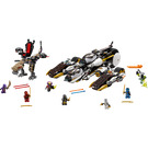 LEGO Ultra Stealth Raider Set 70595