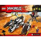 LEGO Ultra Stealth Raider Set 70595 Instructions