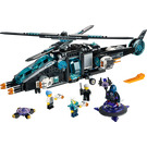 LEGO UltraCopter vs. AntiMatter Set 70170