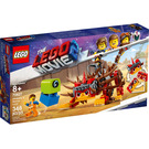 LEGO Ultrakatty & Warrior Lucy! Set 70827 Packaging