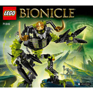 LEGO Umarak the Destroyer Set 71316 Instructions