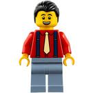 LEGO Uncle Qiao Minifigure