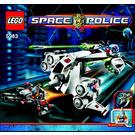 LEGO Undercover Cruiser Set 5983 Instructions