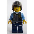 LEGO Undercover Elite Police Minifigure
