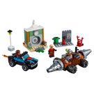 LEGO Underminer Bank Heist Set 10760