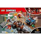 LEGO Underminer Bank Heist Set 10760 Instructions