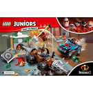 LEGO Underminer's Bank Heist Set 10760 Instructions