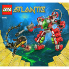 LEGO Undersea Explorer Set 8080 Instructions