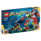 LEGO Undersea Explorer Set 8080 Packaging