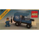 LEGO UNICEF Van Set 106 Packaging
