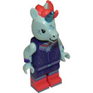 LEGO Unicorn DJ Minifigure