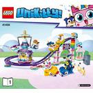 LEGO Unikingdom Fairground Fun Set 41456 Instructions