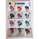LEGO Unikitty! blind bags series 1 Random bag Set 41775-0 Instructions