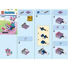 LEGO Unikitty Roller Coaster Wagon Set 30406 Instructions