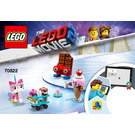 LEGO Unikitty's Sweetest Friends EVER! Set 70822 Instructions
