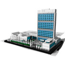 LEGO United Nations Headquarters Set 21018