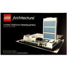 LEGO United Nations Headquarters Set 21018 Instructions