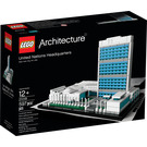 LEGO United Nations Headquarters Set 21018 Packaging