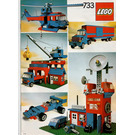 LEGO Universal Building Set, 7+ Set 733 Instructions