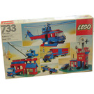 LEGO Universal Building Set, 7+ Set 733 Packaging