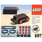 LEGO Universal Motor Set 107-1