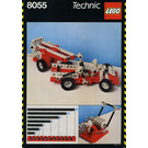 LEGO Universal Motor Set 8055