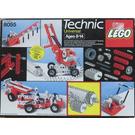 LEGO Universal Motor Set 8055 Packaging
