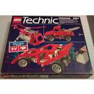 LEGO Universal Motor Set 8064 Packaging