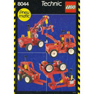 LEGO Universal Pneumatic Set 8044
