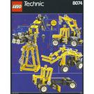 LEGO Universal Set with Flex System 8074