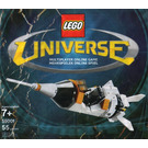LEGO Universe Rocket Set 55001