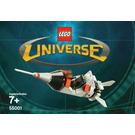 LEGO Universe Rocket Set 55001 Instructions