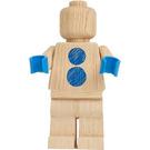 LEGO Wooden Minifigure, Colette Mon Amour Edition (853967-2)