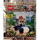 LEGO Sinjin Prescott and buggy Set 122116